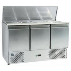 Стол холодильный Bolarus S-140 BL INOX (364л)