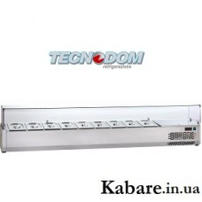 Холодильная витрина Tecnodom VR 4160 VD