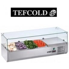 Витрина холодильная для топпинга TEFCOLD VK38-120