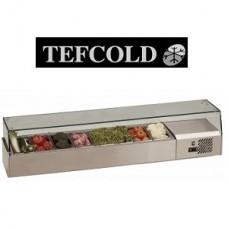 Витрина холодильная для топпинга TEFCOLD VK33-160