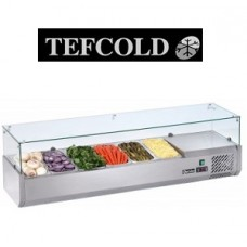 Витрина холодильная для топпинга TEFCOLD VK38-150