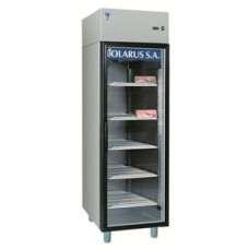 Шкаф-витрина морозильний Bolarus WSN 500 S INOX (нерж.сталь)