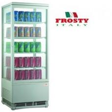 Шкаф холодильный FROSTY RT98L-1R (с замком)