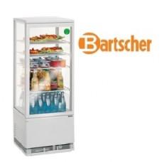 Витрина холодильная мини Bartscher 700198G (98л)