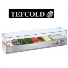 Витрина холодильная для топпинга TEFCOLD VK38-160