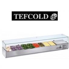 Витрина холодильная для топпинга TEFCOLD VK38-180