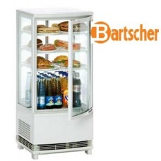 Витрина холодильная мини Bartscher 700278G (86л)