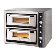 Печь для пиццы 2-х ярусная РО 9292DE (9+9 пицц)