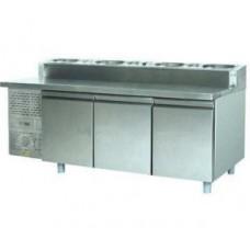 Стол холодильный Bolarus SCH-3 Inox PIZZA (280л)