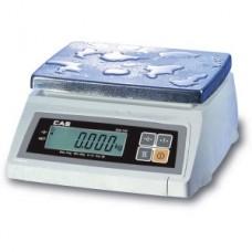 Весы настольные CAS SW-D-10 (Пыле и влагозащита)