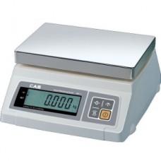 Весы настольные CAS SW-D-5 (Два дисплея)