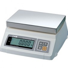 Весы настольные CAS SW-D-10 (Два дисплея)