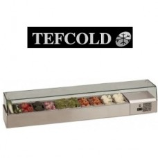 Витрина холодильная для топпинга TEFCOLD VK33-200