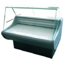 Витрина холодильная Ранетка 1,5 (прямое стекло)