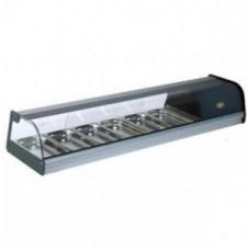 Витрина холодильная настольная ROLLER GRILL TPR80