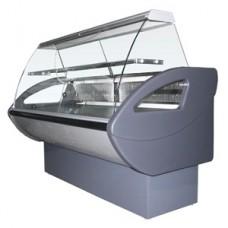 Витрина холодильная Россинка-1,2 ВС (гнутое стекло)