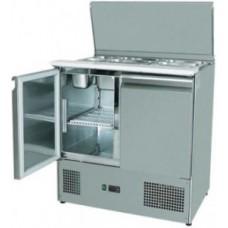 Стол холодильный для салатов Bolarus S-90 INOX (200л)