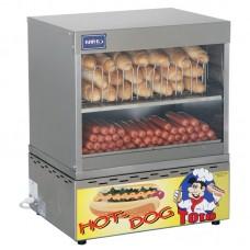 Аппарат для приготовления хот догов паровой КИЙ-В АПХ-П
